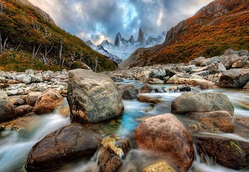 The River Runs Through the Andes