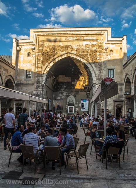 Madrasa actualment teteria a Sivas