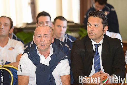 Roma nel Gruppo C di Eurocup: il calendario e il commento di coach Dalmonte e del gm Alberani