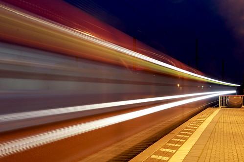 »TrainLights« – LightVisions BXLII - 18