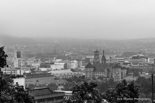Cloudy Stuttgart @ WWPW by Dirk Mueller Photography