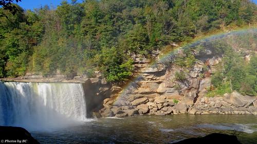 Cumberland Falls Rainbow.