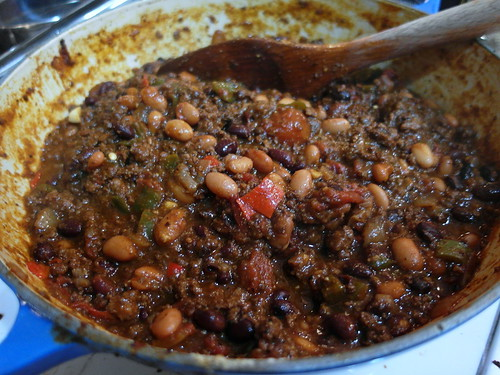 Holy Mole Chili