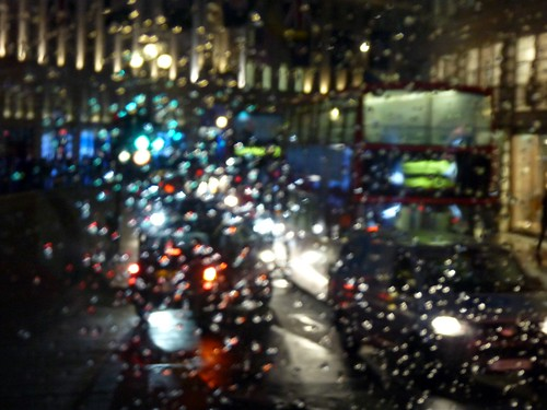 Rainy bus ride 7