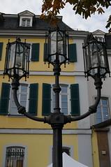 Lampe in Bonn