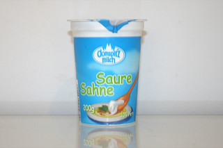 10 - Zutat Saure Sahne / Ingredient sour cream