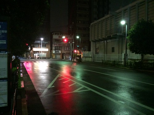 iPhone 5s 夜景