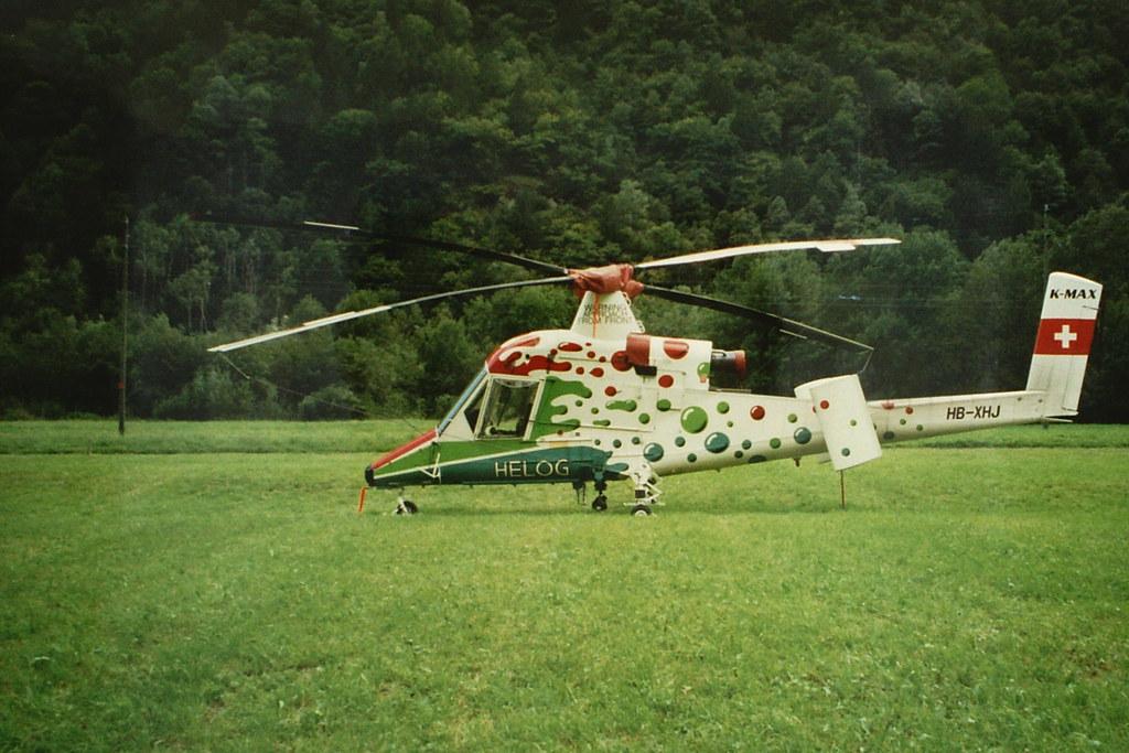 elicottero air max