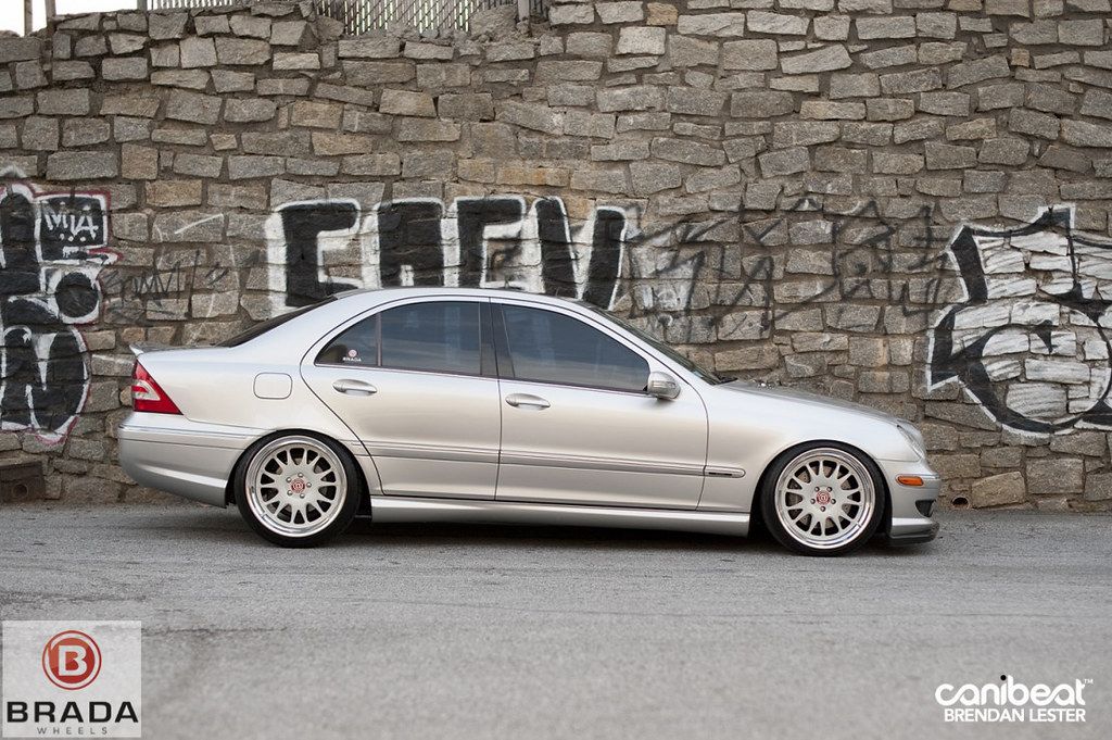 Widest Wheels For A W203 Mbworld Org Forums