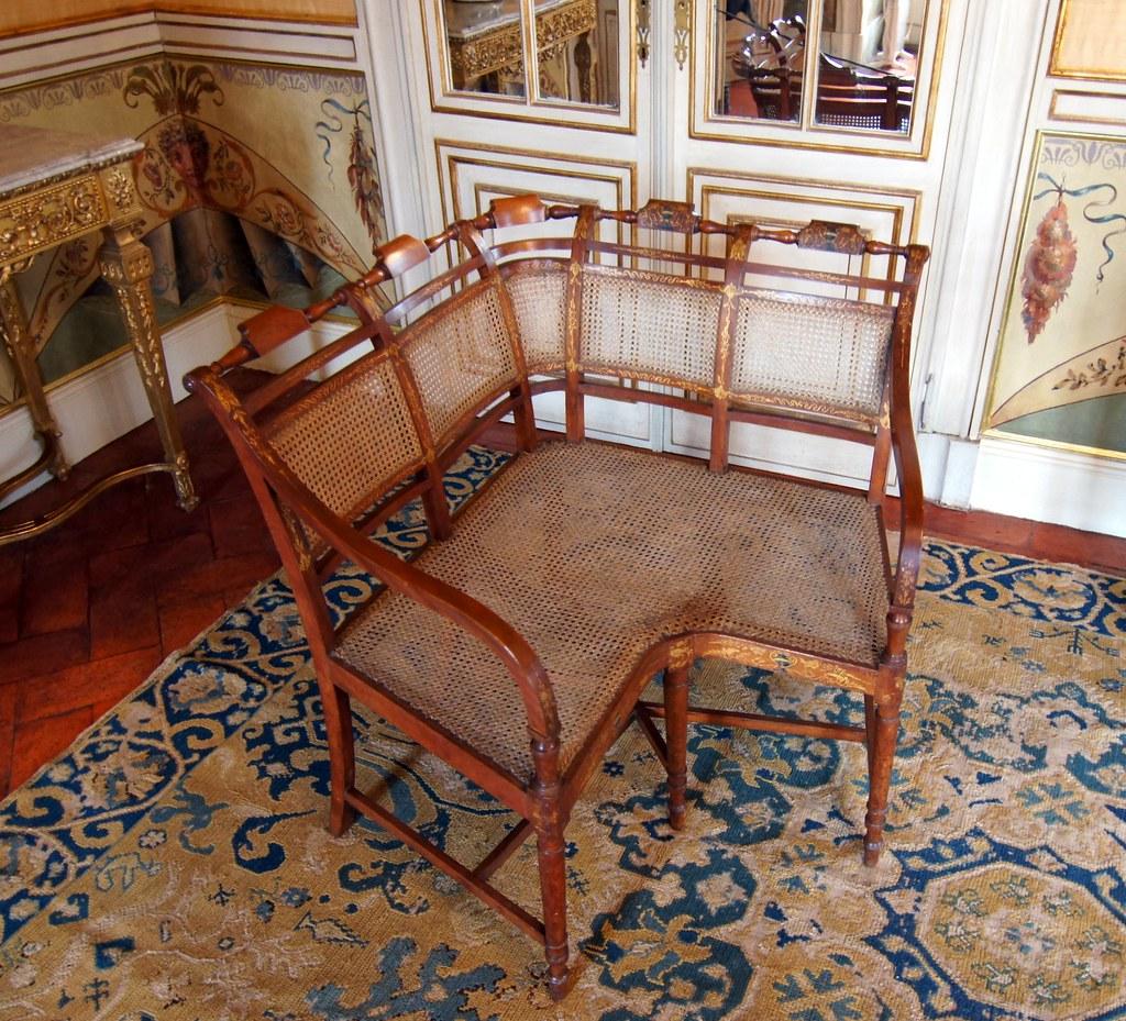 c`est une chaise.