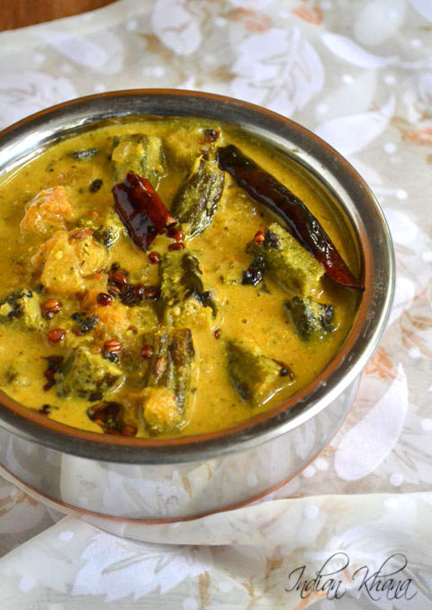 Hyderabadi Dahi Bhindi