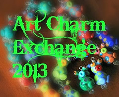 2013 Art Charm Swap Button