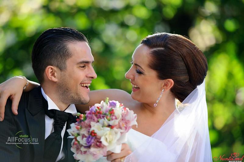 AllFocus Studio - Красиво, качественно, стильно! Свадьбы в Европе. > Настроение и эмоции в каждой свадебной фотографии