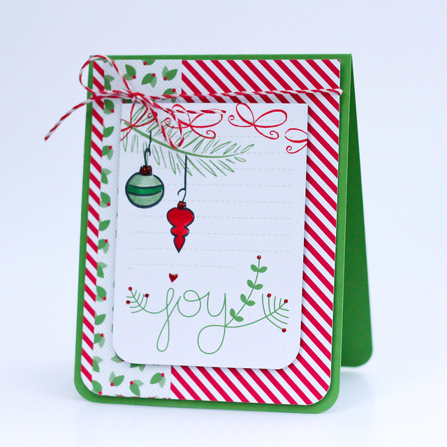 LawnFawn christmasweek joycard latisha