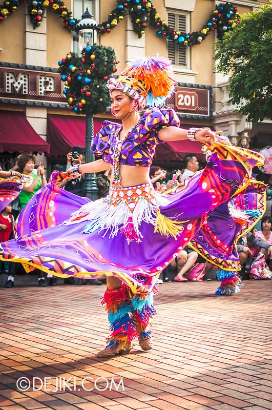 Flights of Fantasy - Tribal Dancers 2