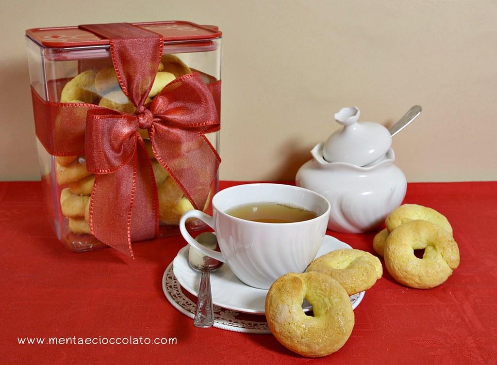 Menta e cioccolato biscotti da inzuppare per un 39 idea regalo for Idea per regalo