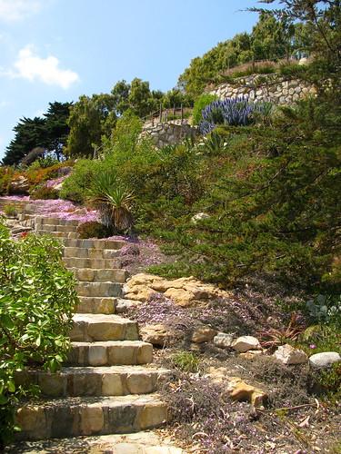 La escalera de piedra by Miradas Compartidas