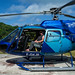 BORA BORA - helicopter air flight by Rita Willaert