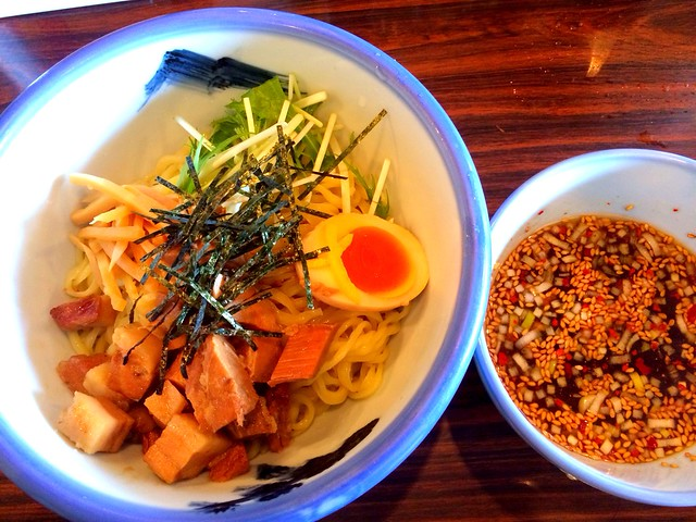 原宿 AFURIの柚子つけ麺