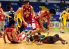 PCCL 2013 Final Four: FEU Tamaraws vs. San Beda Red Lions, Dec. 9