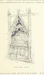 """British Library digitised image from page 211 of """"Ludlow Town and Neighbourhood. A series of sketches of its scenery, antiquities, geology ... With an etching and illustrations, etc"""""""