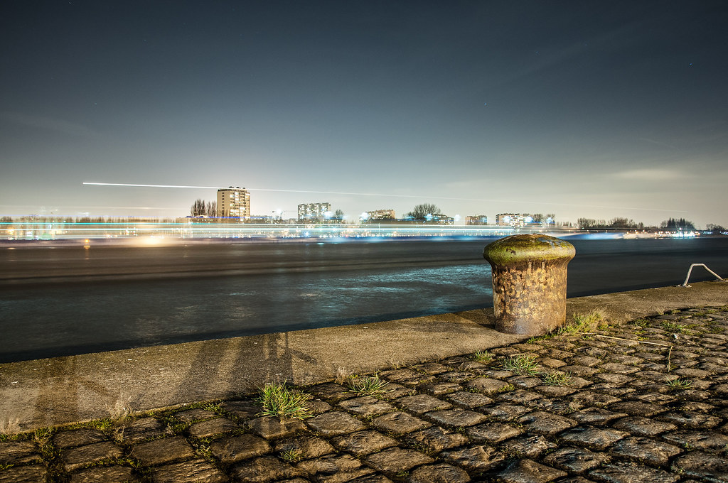 Antwerpse winternacht