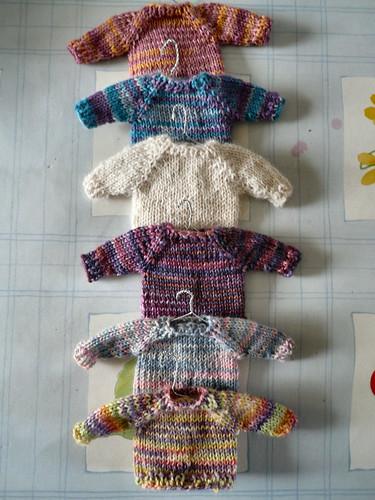 Tree sweaters