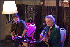 Gurf Morlix & Ray Bonneville 07Dec2013
