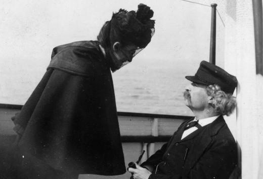 A Biography of Samuel Langhorne Clemens Aka Mark Twain