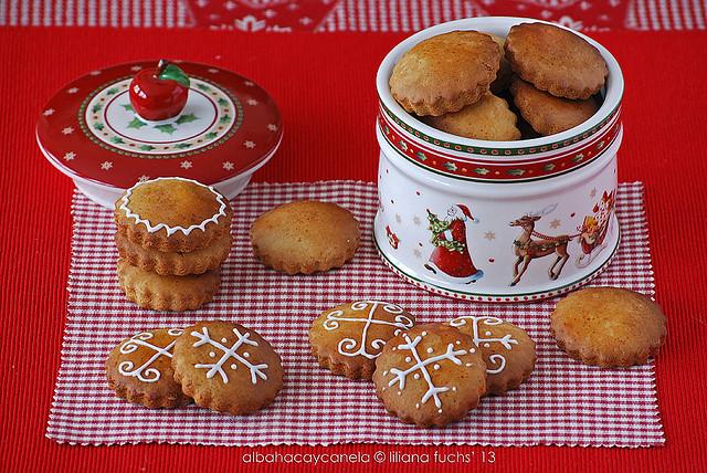 Honey christmas cookies by Akane86, on Flickr