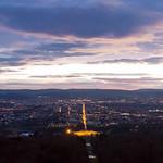 Kassel bei Dämmerung © Yannic Meyer @ Flickr