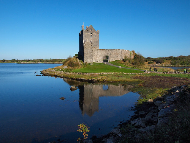 Dún Guaire Castle, Ireland