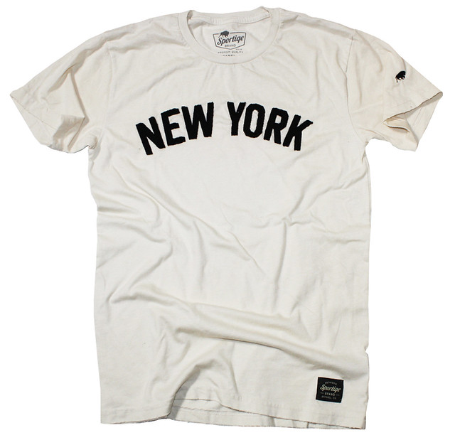 Sportiqe Black Label New York Metro Shirt