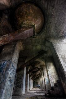 Concrete monolith