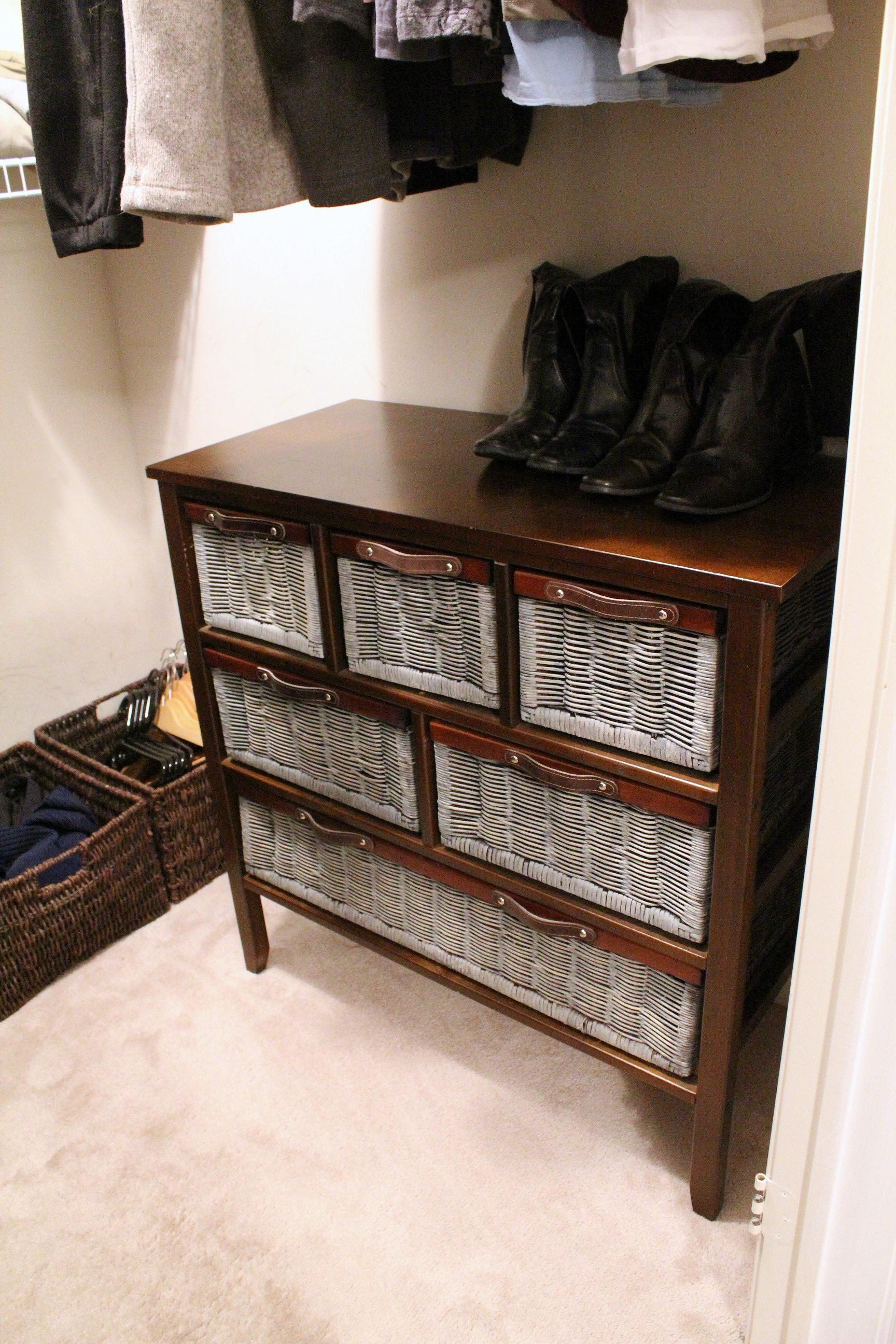 turtles and tails closet craft room organization. Black Bedroom Furniture Sets. Home Design Ideas