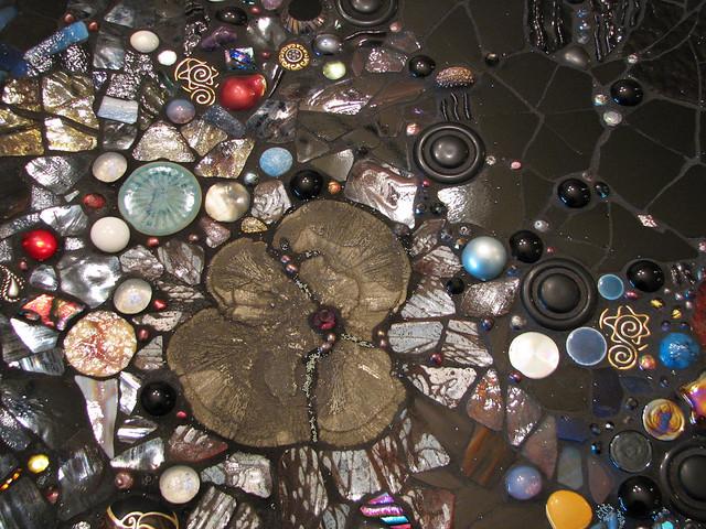 Space Mosaic Five Closeup