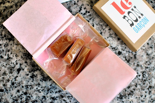 Le Bon Garçon Gourmet Caramels