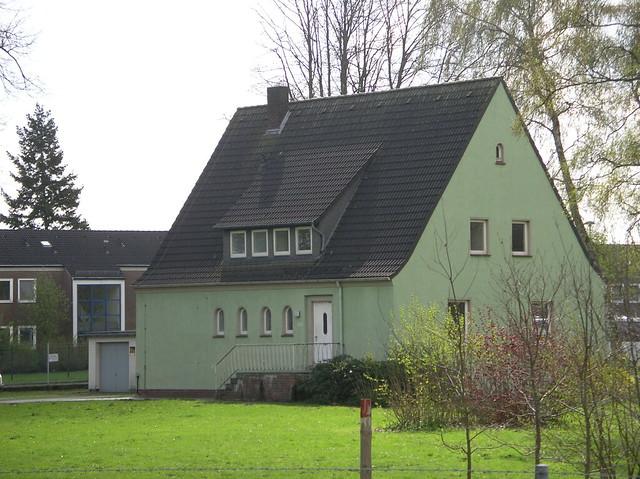 1935/36 Diepholz Kaserne Fliegerhorst Luftgau VI Dr.-Jürgen-Ulderup-Straße in 49356