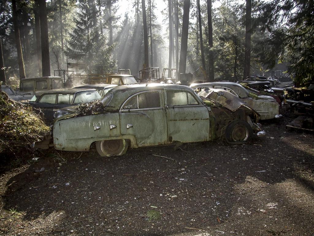 Packard - Trust Salvage - Auburn WA