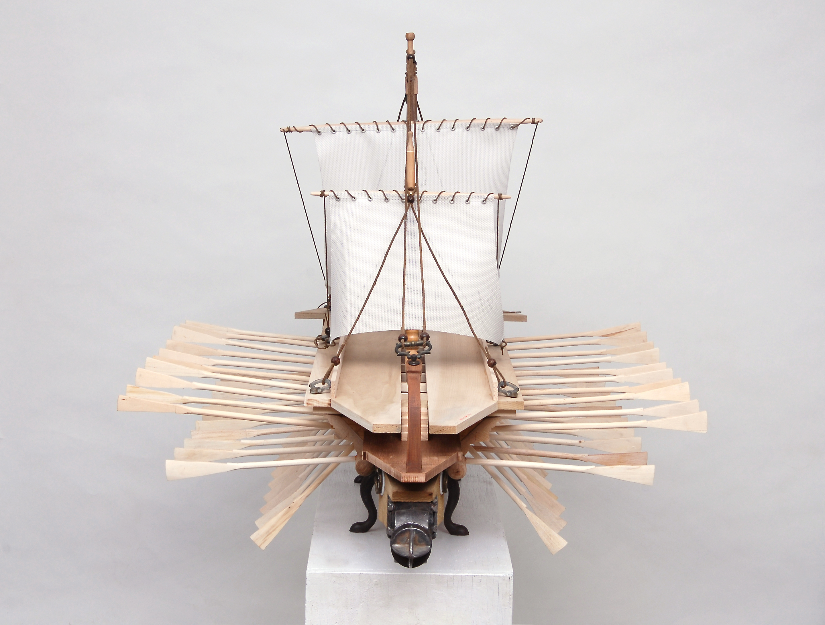 Trireme Front