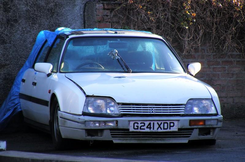 Citro 235 N Cx 25 Prestige Turbo 2 1989