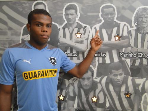 Vinicius - Talento revelado no PSJ