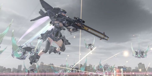 Earth Defense Force 2025 Mission 7 :  Enruption