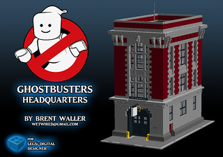 Ghostbusters HQ LDD File