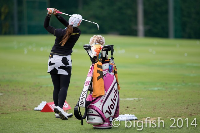 Some ladies golfers - Practice Round - Day 2 (some pics) 12765336455_5bdc764970_z
