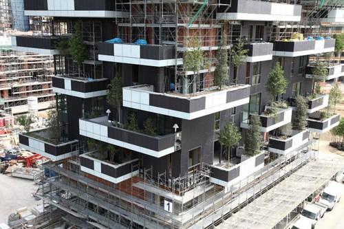 義大利建築師 Stefano Boeri - 米蘭垂直森林 Bosco Verticale