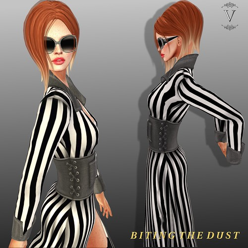 VanityHair@Biting The Dust by Tabata Jewell
