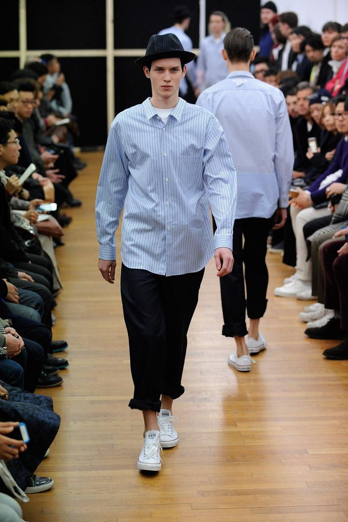Yulian Antukh(Antuh)3020_FW14 Paris Comme des Garcons Shirt(fashionising.com)