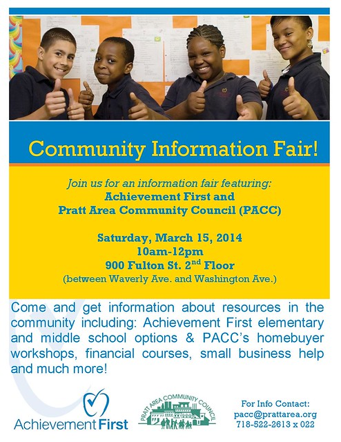 PACC & Achievment First Open House