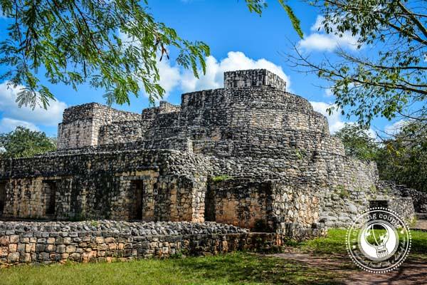 4 Must-See Mayan Ruins in the Yucatan Peninsula  - Ek Balam Mayan Ruins
